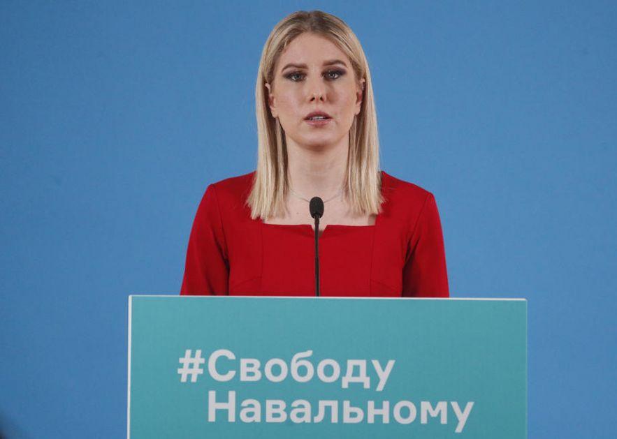 Saveznica Navaljnog osuđena na godinu dana društvenog rada