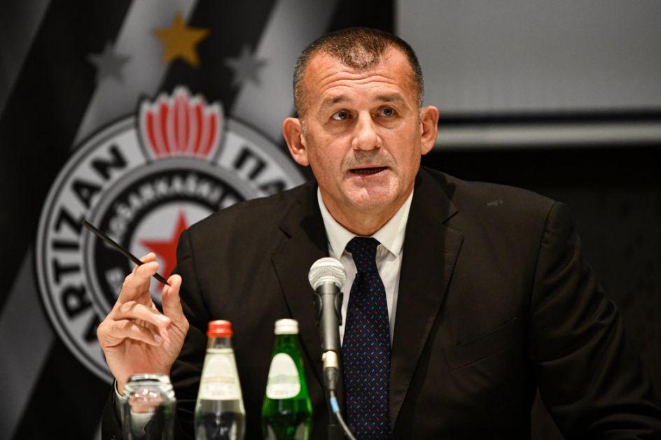 Savić: Pričamo sa Obradovićem, ali nije sve gotovo