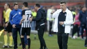 Šćekić za minimalnu pobedu Partizana u Velsu