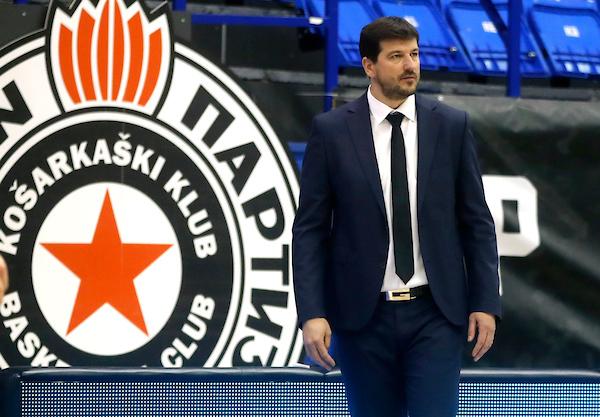 Šćepanović siguran, Partizan je u stanju da pobedi Igokeu