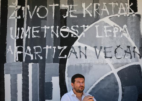Šćepanović već na udaru kritika, koga prizivaju Grobari? (TVITOVI) (foto)
