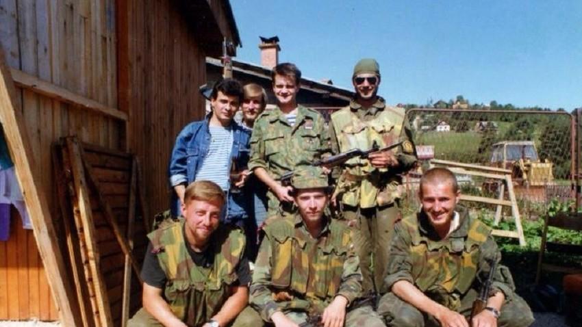 Sećanja ruskog dobrovoljca na rat 90-ih: Našao sam Boga u molitvama na srpskom jeziku