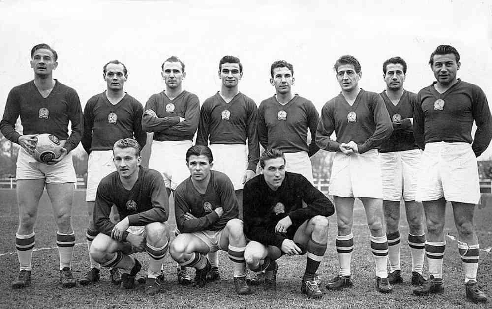 Sećanje na Zlatni tim mađarskog fudbala