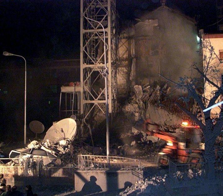 Sećanje na nedužne - pomen ubijenim radnicima RTS-a u NATO bombardovanju