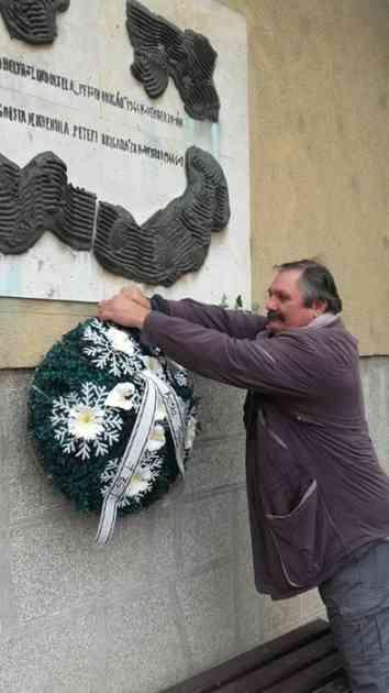 Sećanje na partizansku brigadu Petefi Šandor