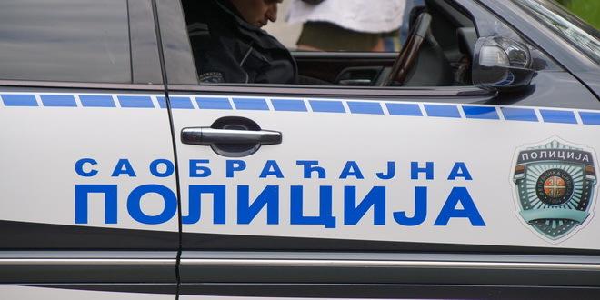 Sedam saobraćajnih nezgoda na području Policijske uprave u Somboru