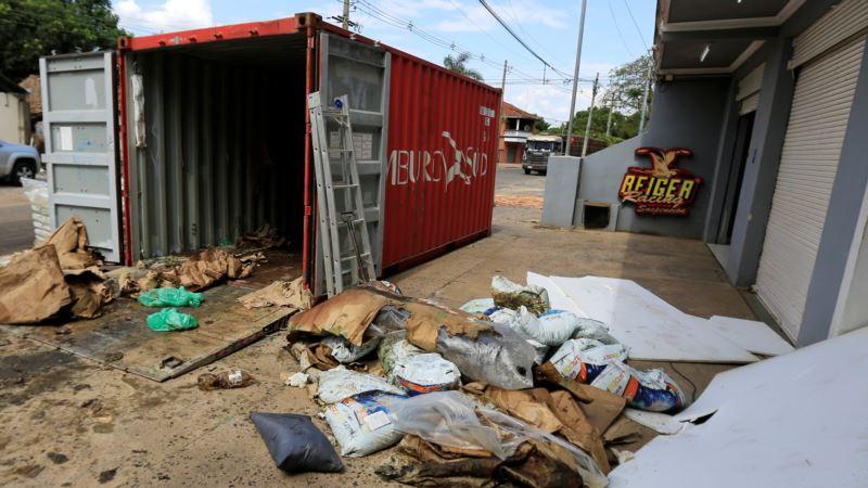 Sedam tela pronađeno u pošiljci iz Srbije u luci u Paragvaju