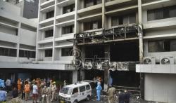 Sedmoro stradalo u požaru u hotelu za pacijente sa korona virusom