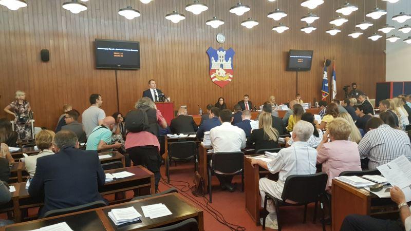 Skupština Beograda raspravlja o Statutu, opozicija bojkotuje