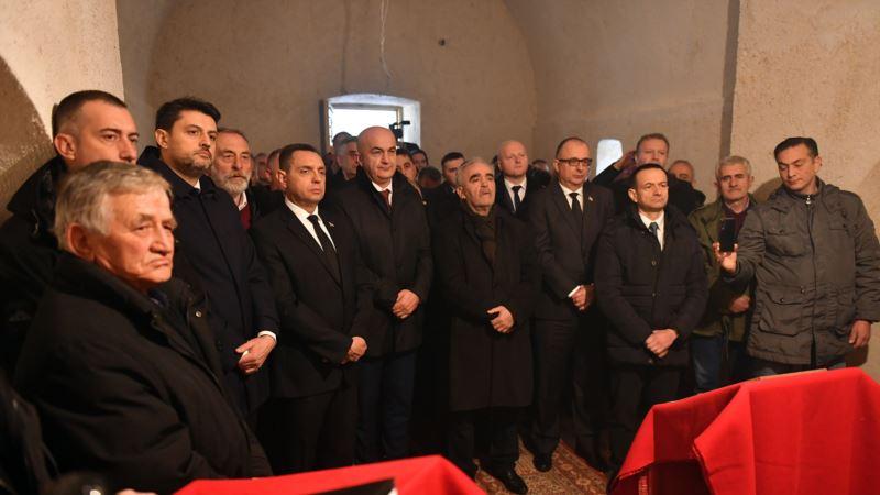 Šef diplomatije Crne Gore: Delegaciji Srbije dozvoljena poseta, ali bez vojnih uniformi