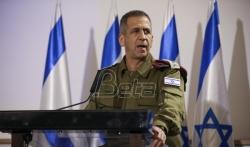 Šef izraelske vojske naredio pripreme za moguću akciju protiv Irana