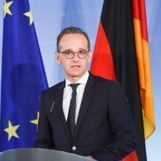 Šef nemačke diplomatije uporedio Ameriku sa zmijom