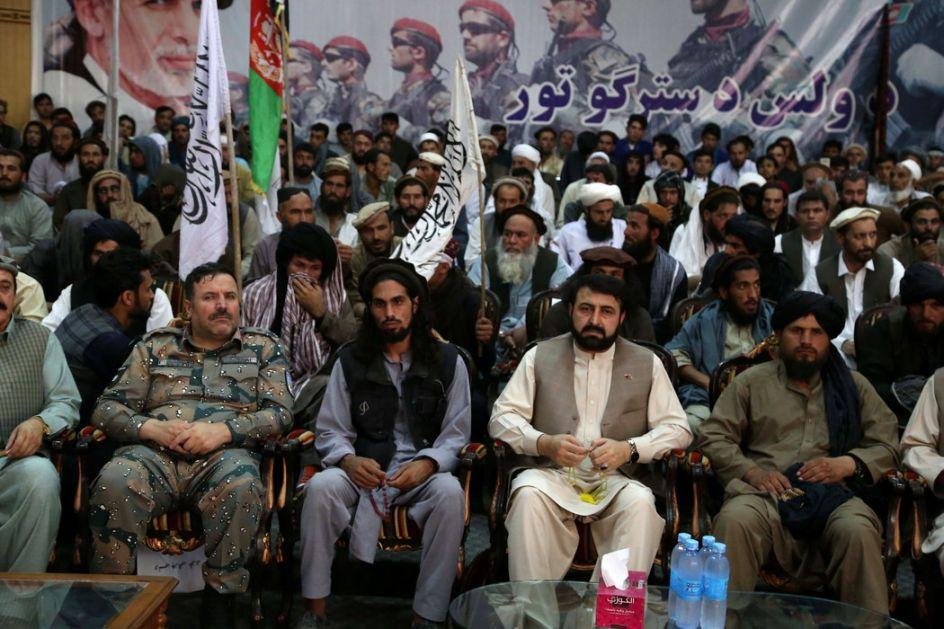 Šef policije: Talibani pogubili oko 900 ljudi u Kandaharu