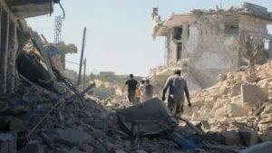 Šefovi diplomatija EU osudili turske akcije u Siriji