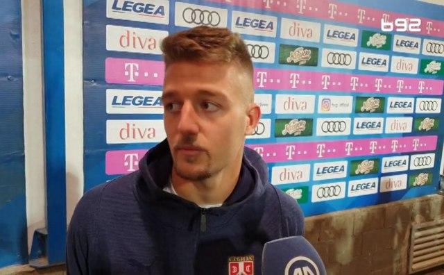 Sergej: Oba gola u pravom trenutku, Murinjo se nije razočarao