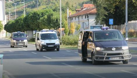 Sejfović pod jakim merama bezbednosti prebačen u Zenicu