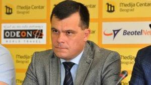 Sekretar pozvao predsednika AKB da podnese ostavku zbog davanja dosijea Vladimira Cvijana