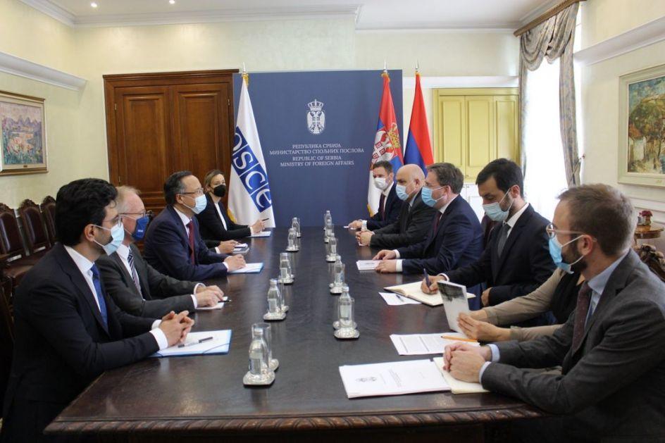 Selaković: Srbija posvećena zaštiti prava nacionalnih manjina