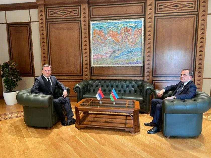 Selaković: Srbija pridaje poseban značaj strateškom partnerstvu sa Azerbejdžanom