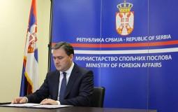 Selaković: Srbija želi da bude konstruktivan partner i na globalnom i na regionalnom nivou