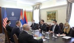Selaković: Unapredjenje saradnje sa SAD jedan od prioriteta Srbije