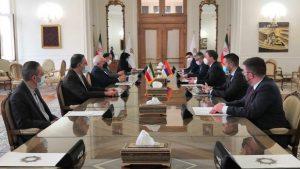 Selaković i Zarif razgovarali u Teheranu o saradnji Srbije i Irana