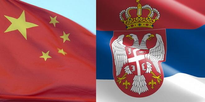 Selaković sa Čen Bo o saradnji Srbije i Kine