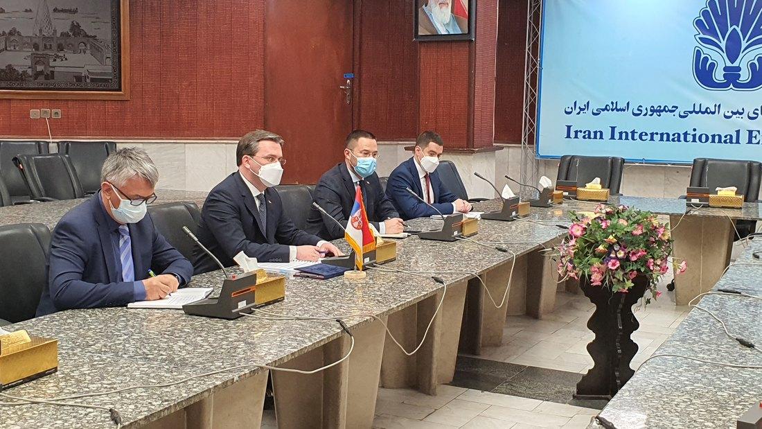 Selaković: Podrška Irana u vezi sa KiM, poljoprivreda velika šansa