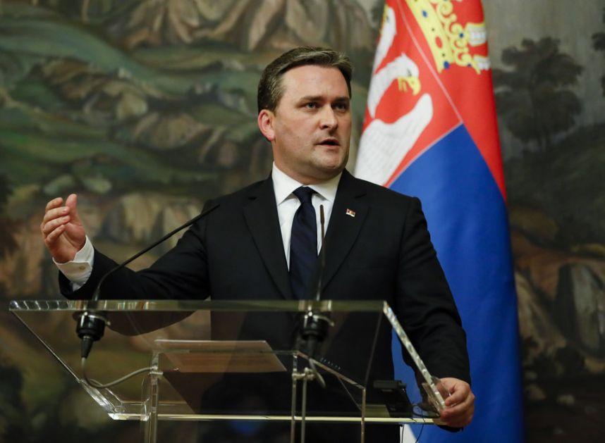 Selaković i Zarif o razvoju bilateralne saradnje