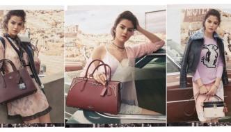 Selena Gomez & Coach: Pogledajte ključne modele torbi za jesen 2018!