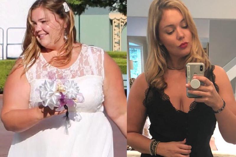 Selfi dijeta: Ona je izgubila čak 56 kilograma!