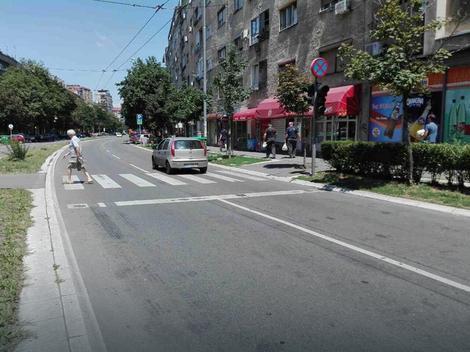 Semafor u Cvijićevoj ulici NE RADI TRI MESECA