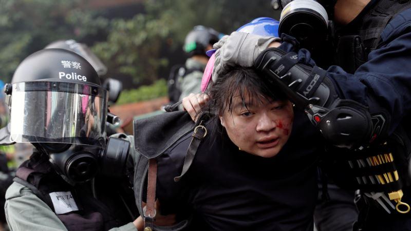 Senat SAD podržao demokratiju u Hongkongu