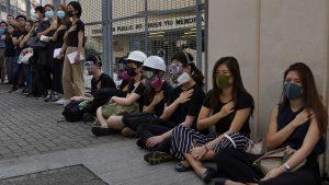 Senat SAD usvojio zakon kojim podržava ljudska prava i demokratiju u Hongkongu
