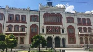 Senat univerziteta osudio napade na rektorku i profesore Filozofskog fakulteta
