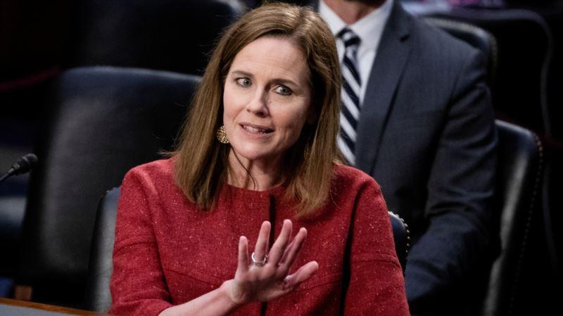 Senat potvrdio izbor Amy Coney Barrett u Vrhovni sud SAD