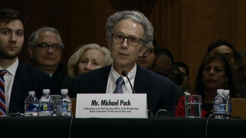 Senatski odbor podržao kandidata za direktora medija koje finansira američka vlada