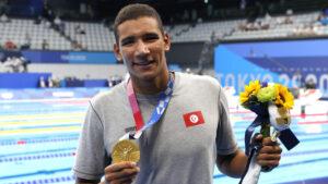 Senzacionalna pobeda Tunižanina na 400 metara slobodno