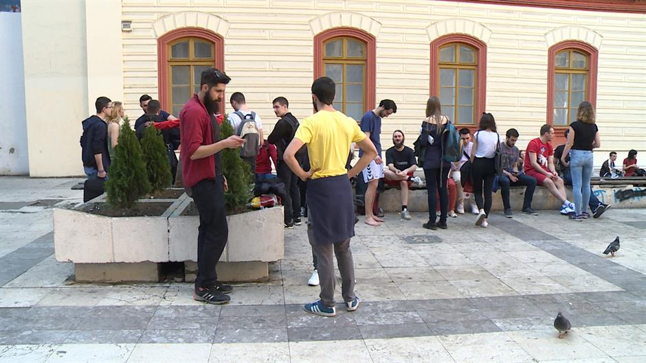 Serbian Civil Society Office invites youth project proposals