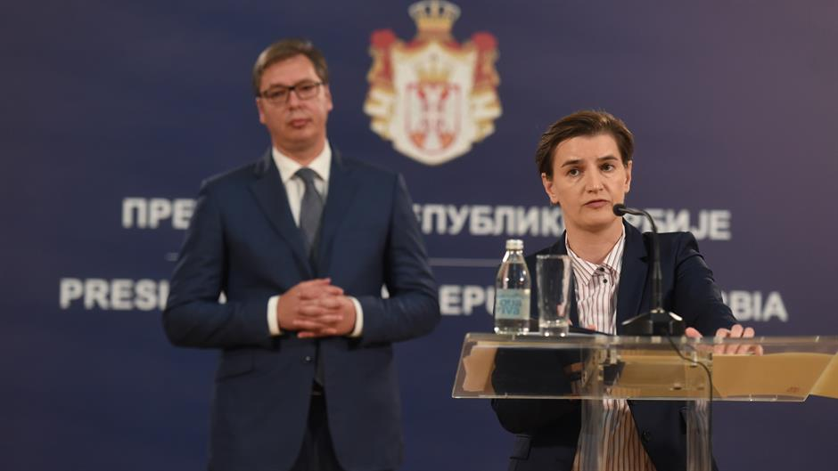 Serbian PM wants GDP growth level maintained in 2019