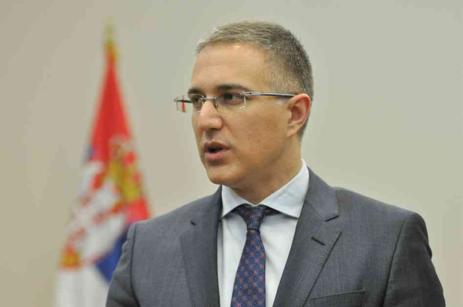 Serbian minister: Serbia;s borders not up to Croatian PM