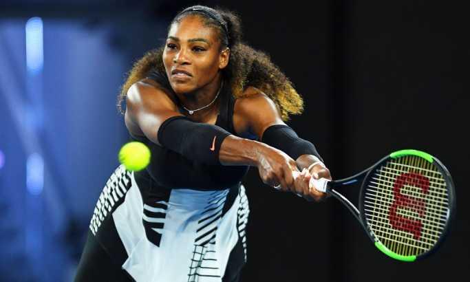 Serena se vraća na teren tri meseca posle porođaja