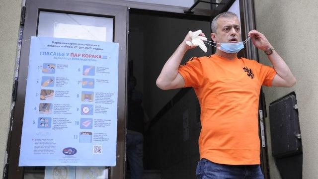Sergej Trifunović: Đilas upropastio proteste, mene držali što dalje