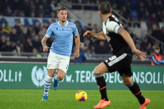 Sergej kralj Rima, Srbin golom u 74. minutu srušio na travu Juventus!