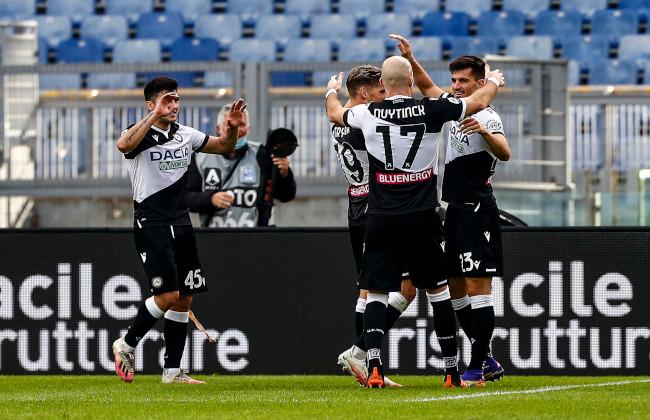 Serija A - Lacio ne može bez Sergeja, Udineze odneo bodove iz Rima! (video)