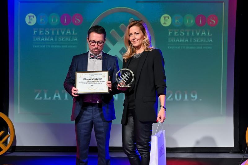 Serija Besa nagrađena za najbolju seriju na FEDIS-u