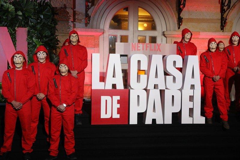 Serija La Casa del papel vraća se na male ekrane