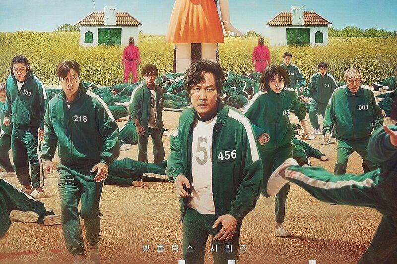 """Serija """"Squid Game"""" je najveći hit u historiji Netflixa"""