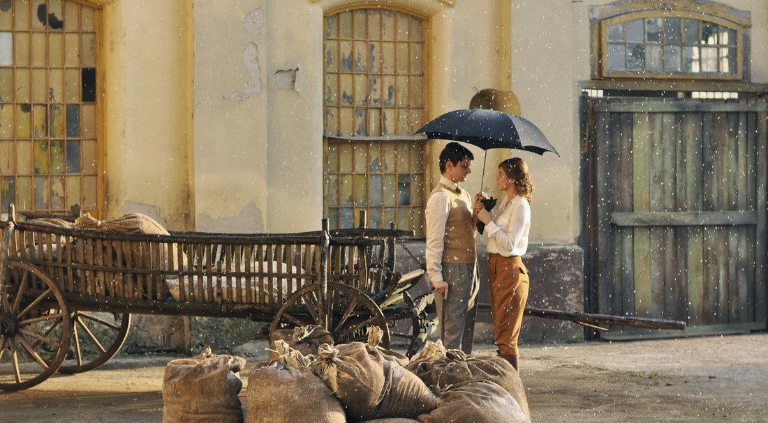 Serija Vere i zavere nastala prema istoimenom romanu novosadskog književnika A. Tišme na RTV1