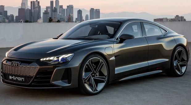 Serijski Audi e-tron GT na sledećem sajmu u Los Anđelesu